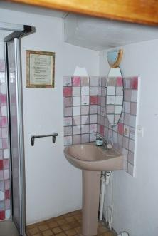 Chambre Coquelicot 4 - Salle de bains