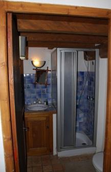 Chambre Lavande 4 - Salle de bains