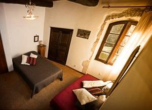 Chambre Violette 1